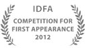 IDFA Competition for First Appearance